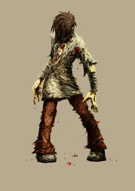 Le zombi