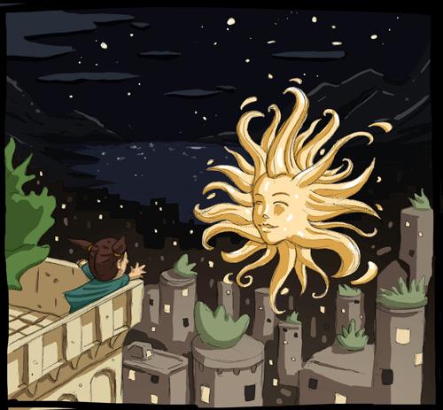 Visite nocturne