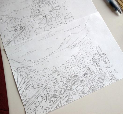 La grande ville