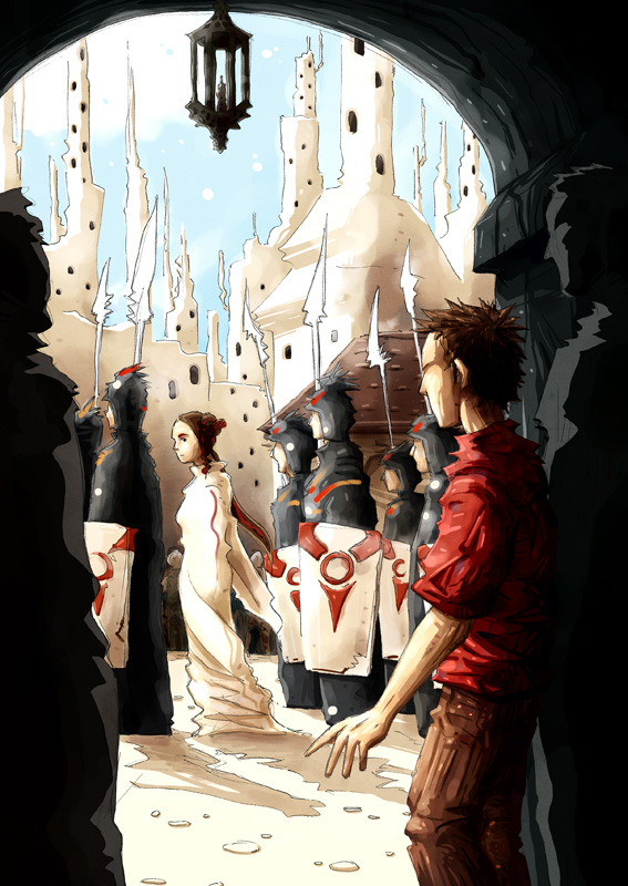 Au sommet de la Cathédrale # 6